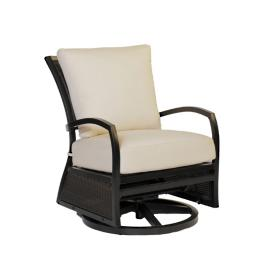 Aire Swivel Glider with Cushion by Summer Classics