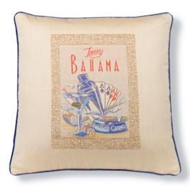 Tommy Bahama Paradise Casino Designer Outdoor Pillow