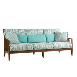 Tommy Bahama Ocean Club Resort Lounge Ottoman