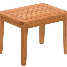 Teak Rectangular Side Table