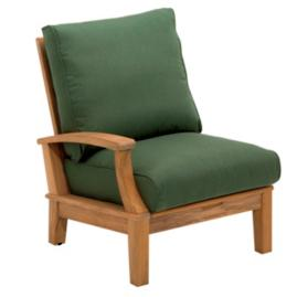 Ventura Right-facing Arm Chair with Cushions
