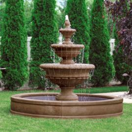 Chanticleer Fountain
