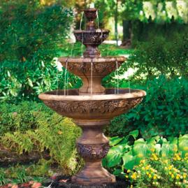 Sonoma Fountain