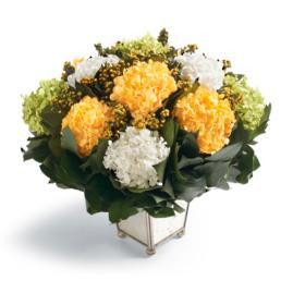 Yellow Delight Floral Arrangement