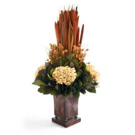 Autumn Fancy Floral Arrangement