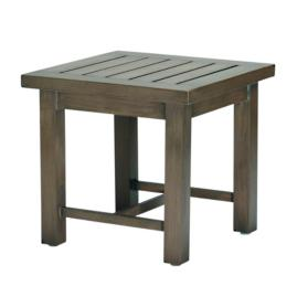 Croquet Aluminum Club Side Table by Summer Classics