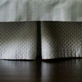 SFERRA Bari Bedskirt