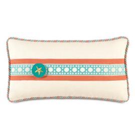Captiva Starfish Decorative Pillow