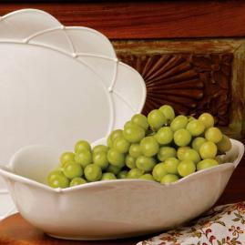 Meridian Oval Serve Bowl