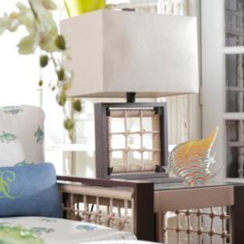 Marina Outdoor Lamp by Summer Classics