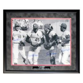 St. Louis Cardinals Framed Print
