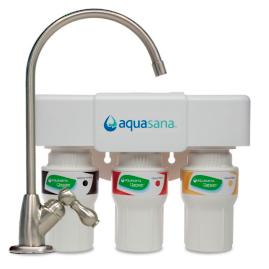 Aquasana 3-Stage Drinking Water Filter