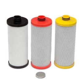 Aquasana Undercounter Water Filter Replacement Set