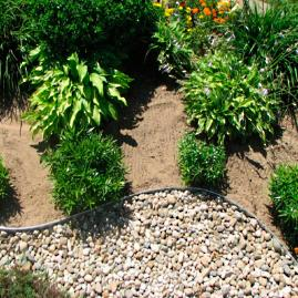 Aluminum Garden Edging