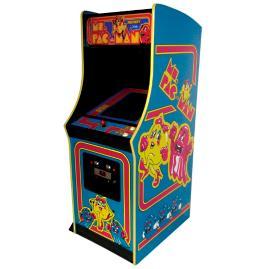 Refurbished Ms. Pacman Arcade Game