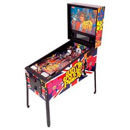 Refurbished Austin Powers Pinball Machine