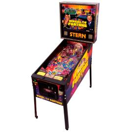 Refurbished Wheel of Fortune Pinball Machine