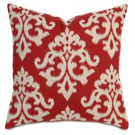 Pelfrey Damask Decorative Pillow