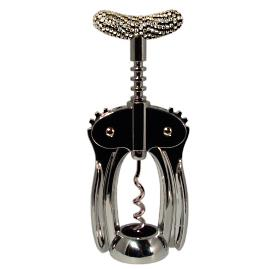 Princess Corkscrew with Crystal Accents