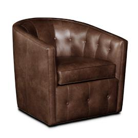 Selby Swivel Club Chair