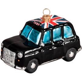 London Taxi Cab Ornament