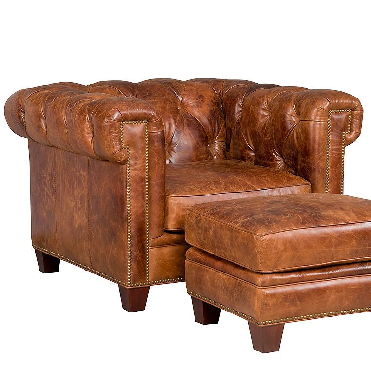 Top Grain Leather Furniture Frontgate