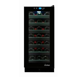 33-Bottle Touch Screen Wine Refrigerator