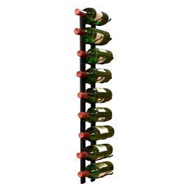 9-Bottle Wire Wine Rack