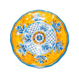 Benidorm Salad Plates, Set of Four