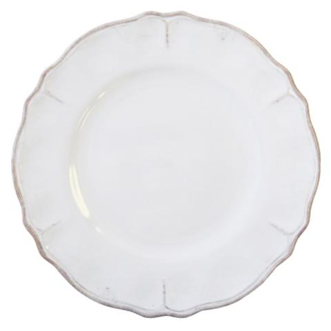 rustica antique melamine dinner plates set of four - Melamine Dinner Plates