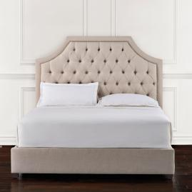 Bilston Tufted King Bed