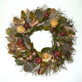Sienna Holiday Wreath