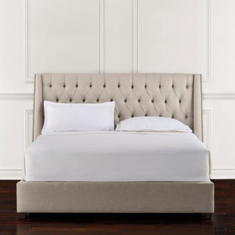 chatham tufted queen bed