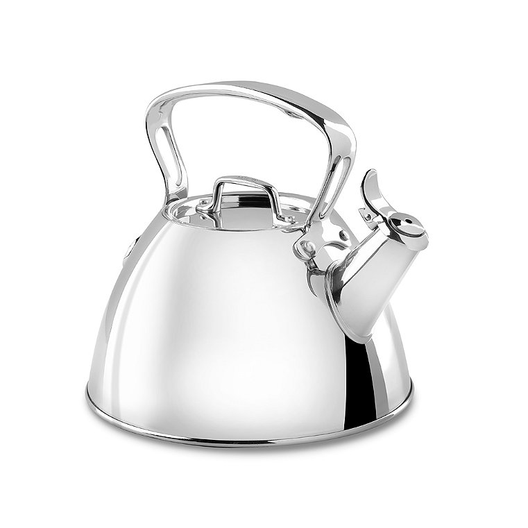 how to clean the heating element of a glass kettle