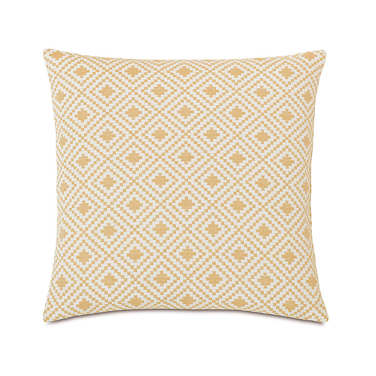 Decorative Zipper Throw Pillow - Frontgate