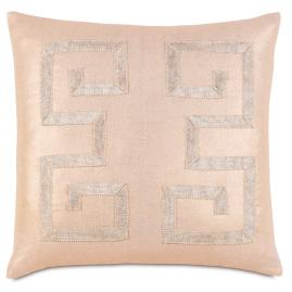 Bardot Reflection Gold Decorative Pillow