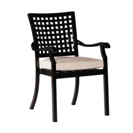 Oxford Arm Chair with Cushion by Summer Classics