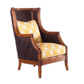 Tommy Bahama Las Palmas Fabric Chair Frontgate