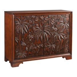 Tommy Bahama Balboa Carved Door Chest
