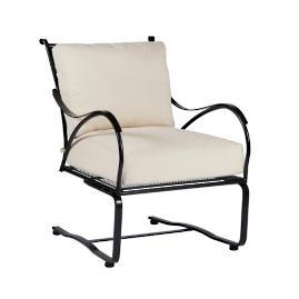 Paris Spring Lounge Chair with Cushion