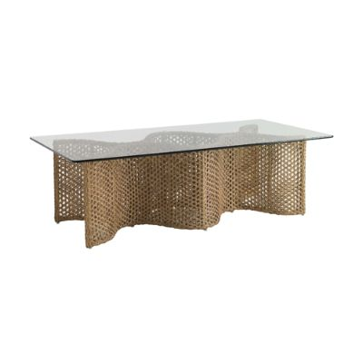 Tommy Bahama Aviano Rectangular Cocktail Table Frontgate