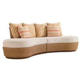 Tommy Bahama Aviano 3-piece Sectional Sofa Set by