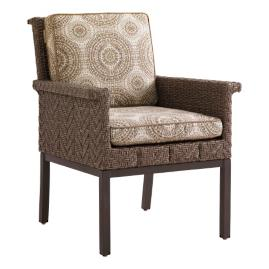 Tommy Bahama Blue Olive Dining Chair