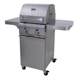Saber Stainless Steel Gas Grill with Cover