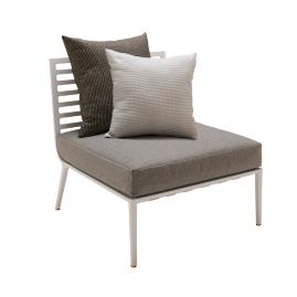 Vista Center Chair with Cushions