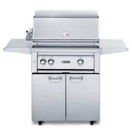 Lynx 30-inch Freestanding Grill with ProSear Burner and