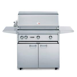 Lynx 36-inch Freestanding Grill with ProSear Burner, Brass