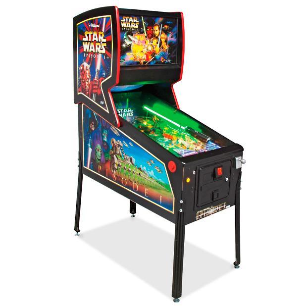 refurbished pinball machine
