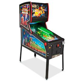 Refurbished Star Wars: Episode I Pinball Machine