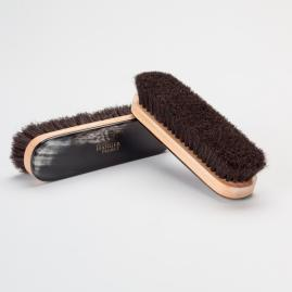 Luxury Oxhorn Garment Brush